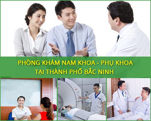 Khám các bệnh nam giới, nữ giới ở Bắc Ninh bệnh viện nào hiệu quả nhất?