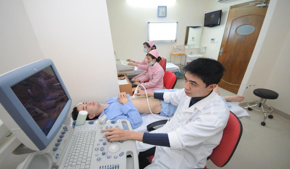 Phòng khám đa khoa Thành Đô là địa chỉ siêu âm tiền liệt tiến uy tín, chính xác