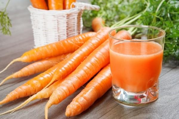 Cà rốt giúp cải thiện tình trạng xuất tinh sớm ở nam giới