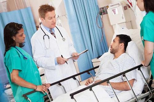 Phòng khám đa khoa Thành Đô là phòng khám uy tín trong khám chữa bệnh hẹp bao quy đầu
