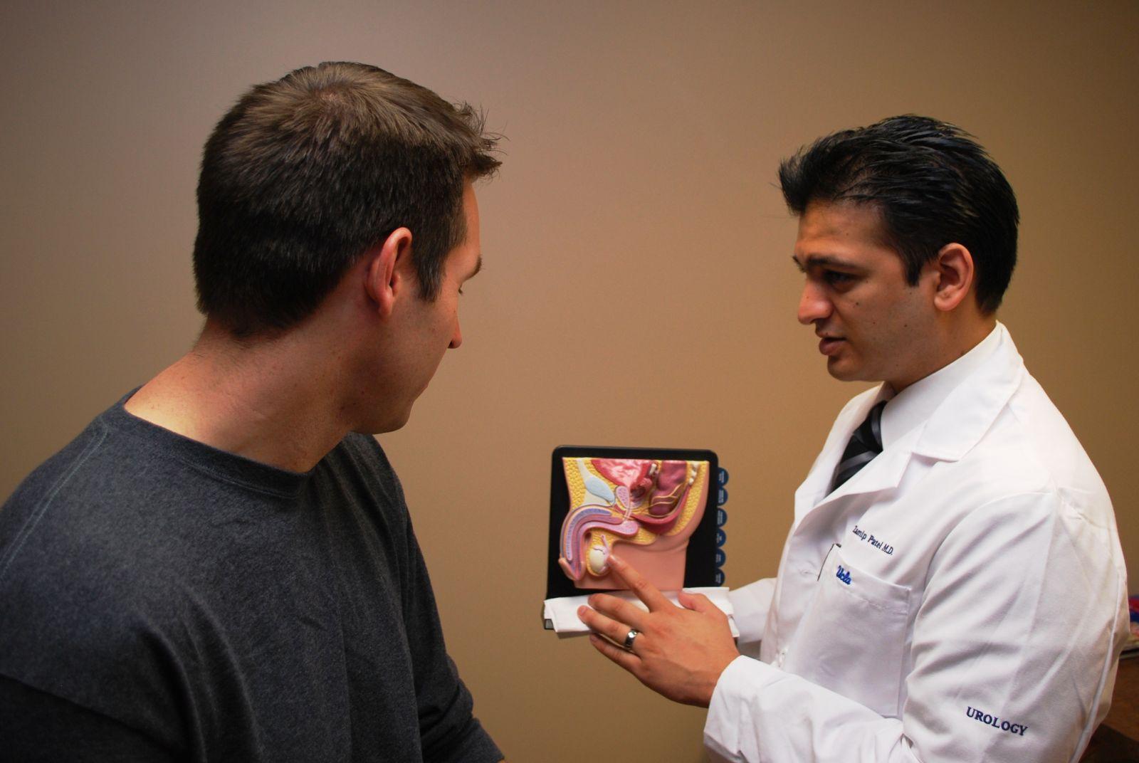 Khám và điều trị liệt dương là cách nhanh nhất lấy lại được phong độ của người đàn ông