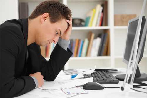 Căng thẳng quá độ trong công việc dễ dẫn đến liệt dương