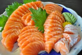 cá hồi chữa đau tuyến tiền liệt