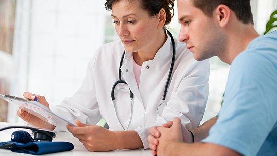 Cách điều trị quan hệ ra máu ở nam giới