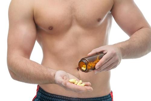 uống quá nhiều thuốc kích dục cũng không tốt cho tinh trùng