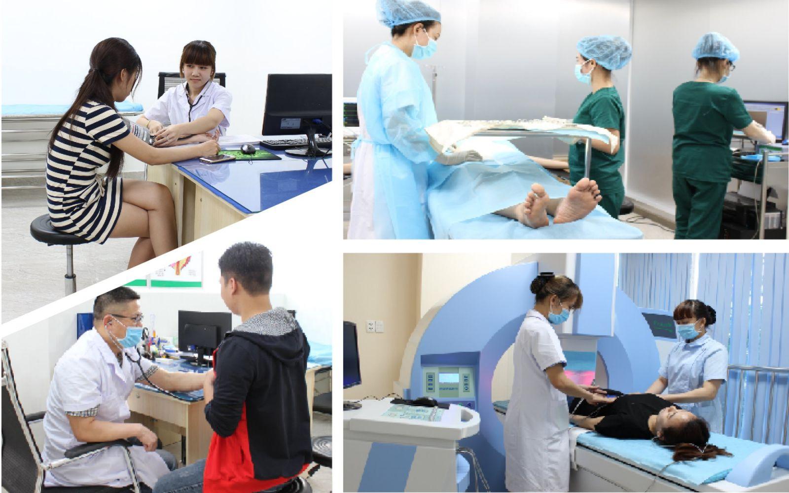 Phòng khám áp dụng những phương pháp điều trị bệnh xã hội tân tiến nhất trên thế giới
