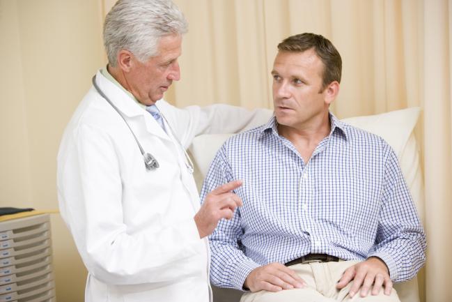 Nam giới trên 45 tuổi nên tiến hành kiểm tra tiền liệt tuyến