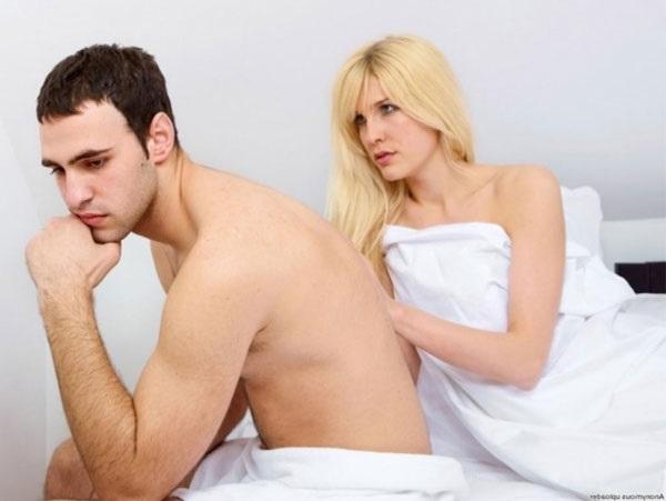 Phải làm sao khi chồng bị yếu sinh lý?1